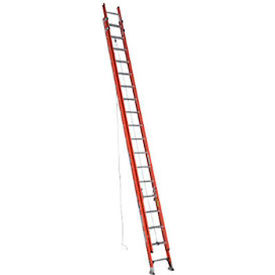 Werner 36' Fiberglass Extension Ladder 300 lb. Cap - D6236-2