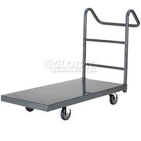 "Steel Deck Truck 48""L X 30""W 1000 Lb. Capacity With Ergo Handle"