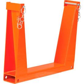 "Safety U-Rack 25""W x 4""D x 20""H  10,000 lb. Capacity"