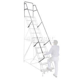"CAL-OSHA KIT 13-15 Step Ladders - 24""W Steps"