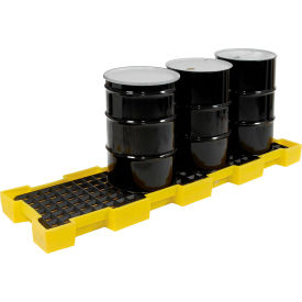 Eagle 1647 4 Drum Inline Spill Containment Platform