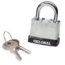 Folding Gate Keyed Padlock