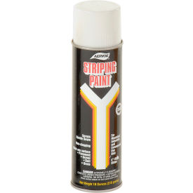 White Line Striper Spray Paint - Pkg Qty 12