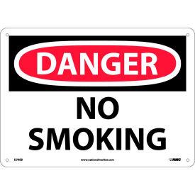 Safety Signs - Danger No Smoking - Fiberglass