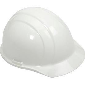 Snap Lock Hard Hat - White