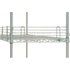 Nexelate Silver Epoxy Wire Ledge 14x4