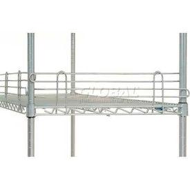 Nexelate Silver Epoxy Wire Ledge 54x4
