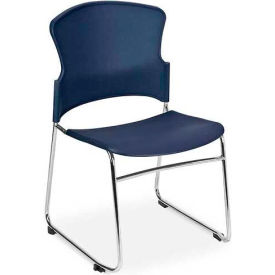 Plastic Stackable Chair Sled Base - Pkg Qty 4