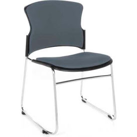 Stackable Chair Fixed Height - Pkg Qty 4