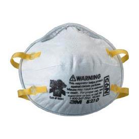 3M™ Particulate Respirator 8210, N95, 20/Box