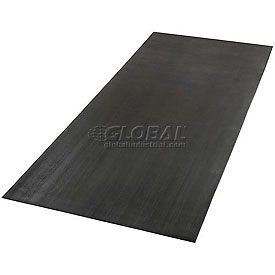 "1/8"" Thick x 3'W Corrugated Vinyl Runner - Custom Cut Length"