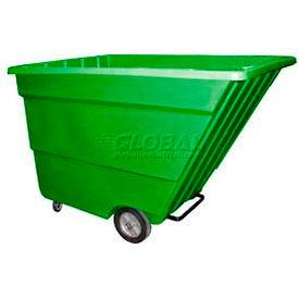 Bayhead Products Green Light Duty 2.2 Cubic Yard Tilt Truck 1200 Lb. Capacity