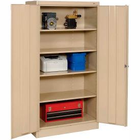 Tennsco Metal Storage Cabinet 1470-SND - 36x18x72 Sand