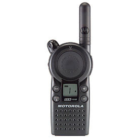 Motorola Cls Series 2 Way Radio 1 Channel