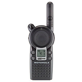 Motorola CLS Series 2 Way Radio 4 Channel