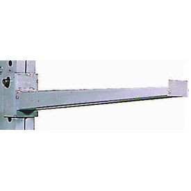"""Cantilever Rack Straight Arm With 2 Inch Lip, 24"""" L, 1200 Lbs Capacity"""
