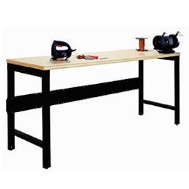 "Shop Top Workbench  84""W x 25""D x 36""H, 1-1/2"" Thick"