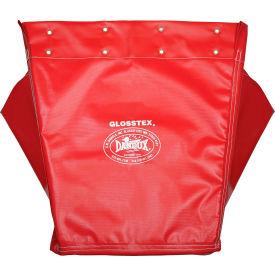 Dandux Vinyl Replacement Liner 400065G20R 20 Bushel Red