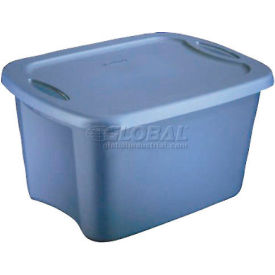 Industrial Tote 5 Gallon Blue