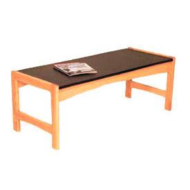 """Wooden Mallet Coffee Table -48-1/2"""" - Light Oak"""