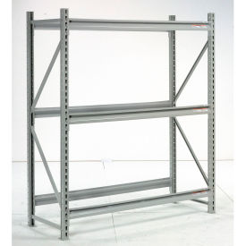 "Extra High Capacity Bulk Rack Without Decking 72""W x 18""D x 72""H Starter"