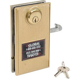 Mortise Door Lock With 2 Keys for Sliding Door