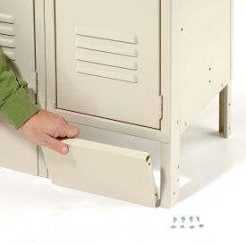 "Front Base For 12""W X 6""H Tan Locker"