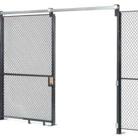Wire Mesh Sliding Gate - 8x6