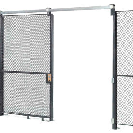 Wire Mesh Sliding Gate - 10x4