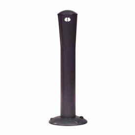 Global Industrial™ Black Aluminum Outdoor Ashtray