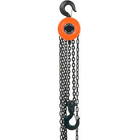 Global Industrial™ Manual Chain Hoist 10 Foot Lift 4,000 Pound Capacity