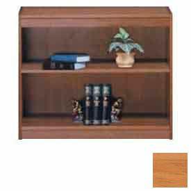 """Unassembled 30""""H Contemporary Square Edge Bookcase Light Oak"""
