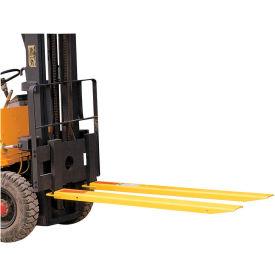 "Forklift Fork Tine Extension 5""W x 96""L - Pair"