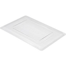 Rubbermaid 3302-00 Clear Lid 18 x 26 - Pkg Qty 6