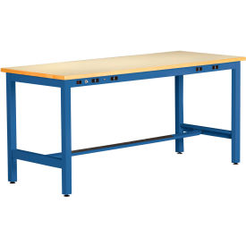 ESD Electronic Workbench 30inch High 96x30 Blue