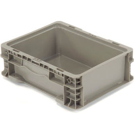Straight Wall Container Solid - Stackable NRSO1215-05 - 12 x 15 x 5