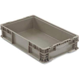Straight Wall Container Solid - Stackable NRSO2415-05 - 24 x 15 x 5