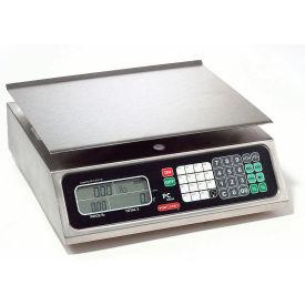 "Tor Rey PC-40L Digital Price Computing Scale 40lb x 0.01lb 14"" x 11"" Platform"