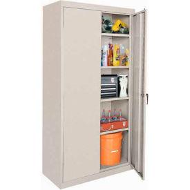 Sandusky Classic Series Storage Cabinet CA41361872 - 36x18x72, Putty
