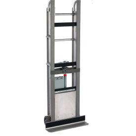 "Wesco® StairKing Battery Powered Stair Climbing Appliance Hand Truck 230051 66""H"