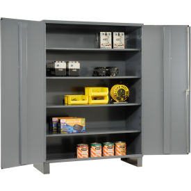 Heavy Duty Storage Cabinet 60x24x84