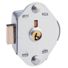 Master Lock Built-In Cylinder Lock - Locks Deadbolt
