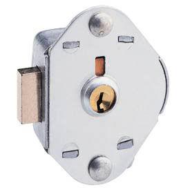 Master Lock® Built-In Cylinder Lock - Locks Deadbolt