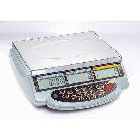"""Ohaus Ranger Count 3000 Compact Digital Counting Scale 60lb x 0.002lb 11-13/16"""" x 8-7/8"""""""