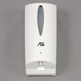 ASI® Automatic Soap Dispenser White Plastic - 0361