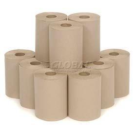 "Boardwalk LagasseSweet Unperforated Paper Towel,  8"" x 350' Rolls, 12 Rolls/Case - BWK6252"