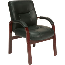 Leather Reception Seating