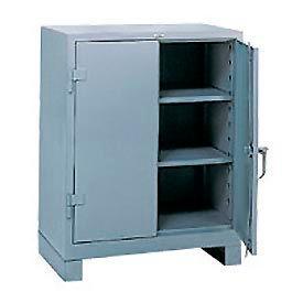 Cabinets Heavy Duty Lyon Counter Height Heavy Duty Storage Cabinet ...
