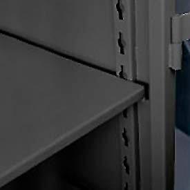 Lyon Heavy Duty Additional Shelf KK1165 - 24x24 - Black