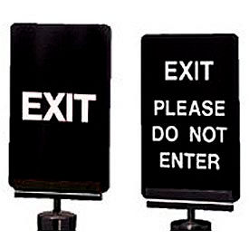 Exit Sign Kit With Bracket